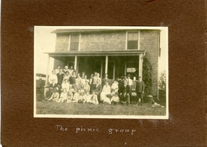 Thumbnail of The  picnic group