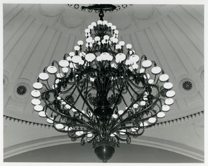 Thumbnail of Chandelier at the State House