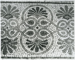 Thumbnail of Tile floor at State House