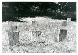 Thumbnail of Unmarked stones