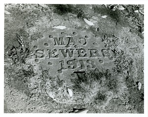Thumbnail of Sewers 1913