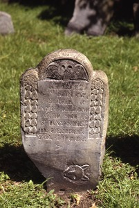 Thumbnail of Granary Burying Ground (Boston, Mass) gravestone: Hollord, George (d. 1688)