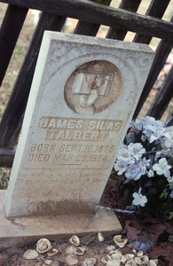 Thumbnail of Talbert-Pierson Cemetery (Vernon Parish, La.): Talbert , James Silas, 1894
