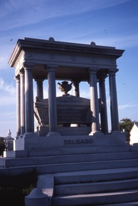 Thumbnail of Metairie Cemetery (New Orleans, La.): Delgado