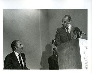 Thumbnail of Basil Paterson and George McGovern