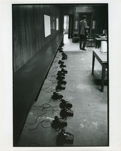 Thumbnail of Telephones used for Carter campaign in Plains, Georgia
