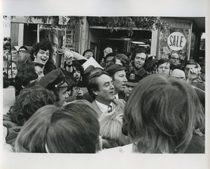 Thumbnail of Sargent Shriver in crowd