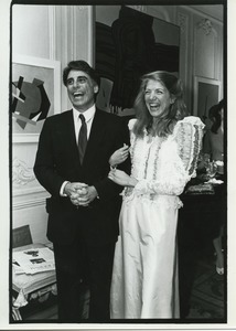 Thumbnail of Andrew Stein and Lynn Forester laughing