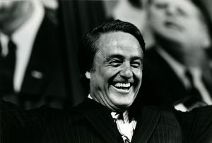 Thumbnail of Sargent Shriver smiling