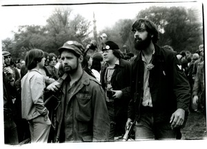 Thumbnail of Vietnam Veterans Against the War demonstration