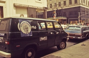 Thumbnail of Howard Samuels campaign van