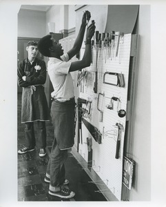 Thumbnail of Vocational training at the Brooklyn Occupational Training Center