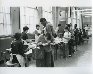 Thumbnail of Cafeteria at the Brooklyn Occupational Training Center