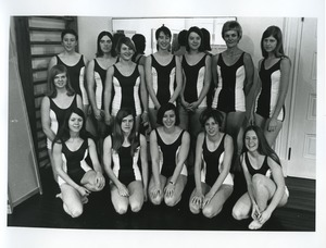 Thumbnail of Radcliffe swim team