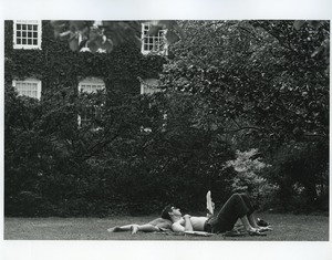 Thumbnail of Couple in grass