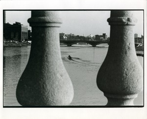 Thumbnail of Rowers on the Charles River