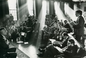 Thumbnail of Harvard Student Faculty Advisory Committee meeting