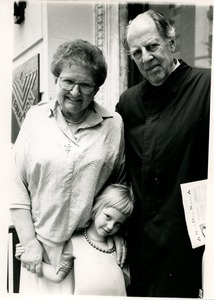 Thumbnail of Barbara, Carl, and Sister Rose