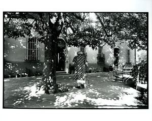 Thumbnail of Agathe Durbano in dappled shade