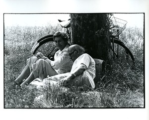 Thumbnail of Couple under tree