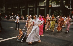 Thumbnail of Hare Krishna women