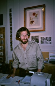 Thumbnail of Bruce Sofer at the museum store