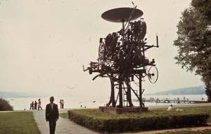 Thumbnail of Jean Tinguely's statue