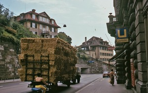 Thumbnail of Truckload of hay