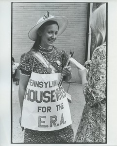 Thumbnail of Pennsylvania housewives for the ERA