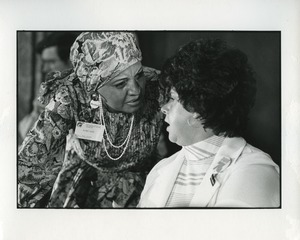 Thumbnail of C. Delores Tucker and Koryne Horbal