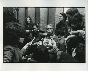 Thumbnail of Grace Paley speaking
