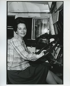 Thumbnail of Woman bus driver