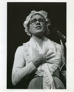 Thumbnail of Performer in historical costume