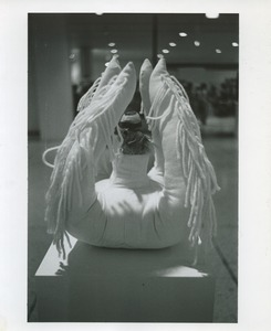 Thumbnail of Soft sculpture on exhibit