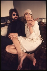 Thumbnail of Peter Wolf and Faye Dunaway
