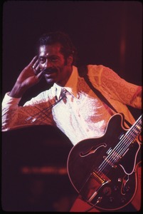 Thumbnail of Chuck Berry performing