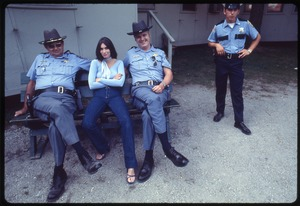 Thumbnail of Emmylou Harris and local cops