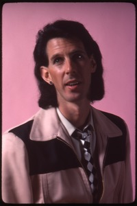 Thumbnail of The Cars, photo shoot for Candy-O: Ric Ocasek