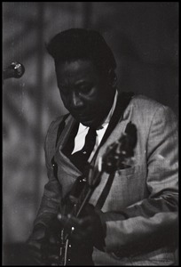 Thumbnail of Muddy Waters Blues Band at the Boston Tea Party: Muddy Waters