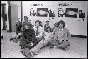 Thumbnail of Cambridge Phoenix staff photo