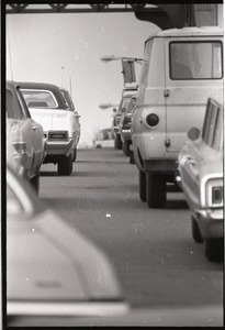 Thumbnail of Views of Boston: cars on Storrow Drive