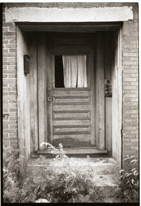 Thumbnail of Roxbury rambling: doorway