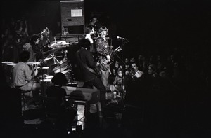 Thumbnail of Grateful Dead at Sargent Gym, Boston University: The Grateful Dead onstage