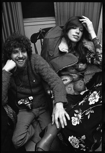 Thumbnail of Peter Simon and Carly Simon, seated together