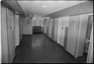 Thumbnail of Middlesex House of Correction and Jail: vacant corridor
