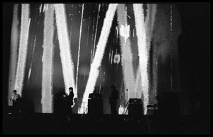 Thumbnail of Velvet Underground on stage with a massive light show