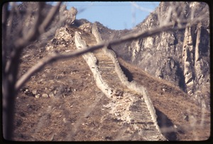 Thumbnail of Great Wall -- unreconstructed -- my first glimpse