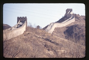 Thumbnail of Great Wall -- showing color of soil, trees