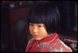 Thumbnail of Hsiao Ying Primary School -- child, face