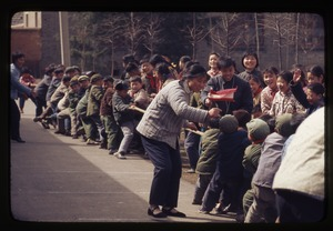 Thumbnail of Hsiao Ying Primary School -- tug of war